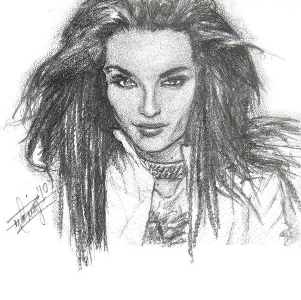 Bill Kaulitz by paperthin-z
